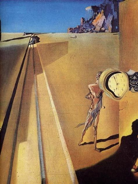 Salvador Dali ~ Early Ossification Station 1930