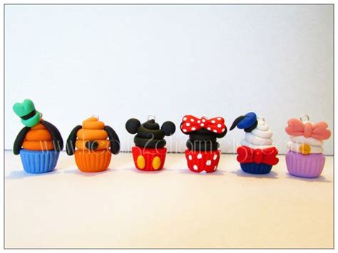 Charme Wie Bezaubert by Disney Cupcake Bezaubert Handgemacht Polymer Clay