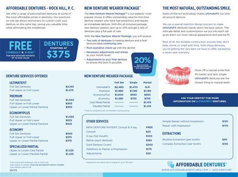 denture care center serving rock hill sc