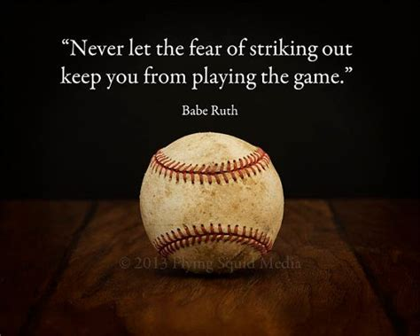 Baseball Striking Out Quotes