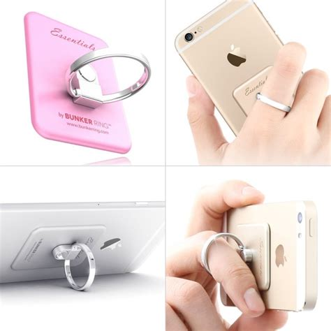 iphone ring bunker ring essentials