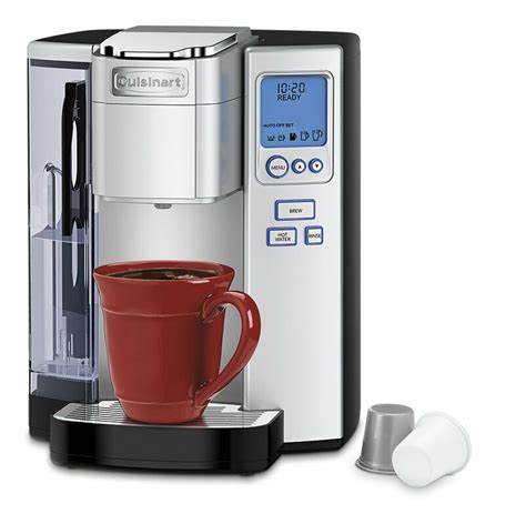 ( 4.0 ) out of 5 stars 4911 ratings , based on 4911 reviews current price $60.00 $ 60. Cuisinart Premium Single Serve Brewer Coffee Maker & Reviews | Wayfair