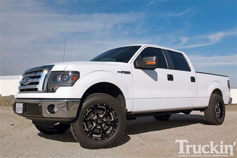 2009  F150 Icon Suspension 0 3 Inch Lift Kits   2WD or 4WD