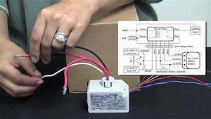 How To Wire The Bz 150 Universal Voltage Power Pack From Wattstopper