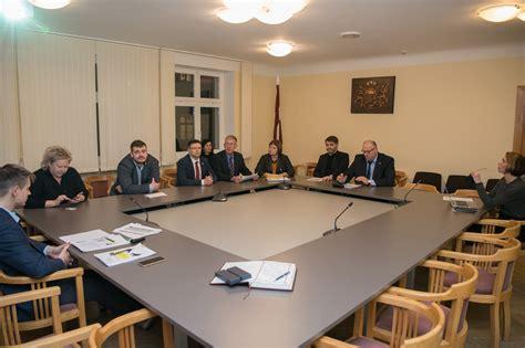 Darba grupa lobēšanas atklātības likuma izstrādei
