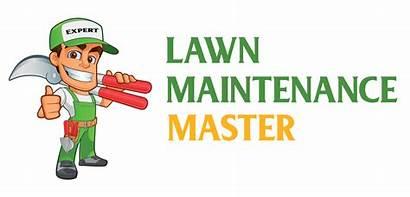 Clipart Yard Clean Landscaping Lawn Landscape Maintenance