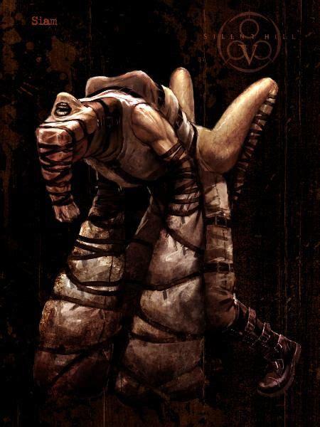 Silent Hill Homecoming Siam Symbolism 2 Elles