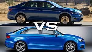 Audi A3 2019 : 2019 volkswagen jetta vs 2018 audi a3 sedan youtube ~ Medecine-chirurgie-esthetiques.com Avis de Voitures