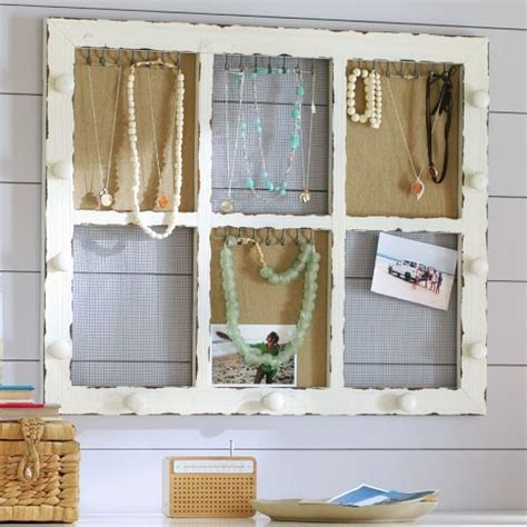 diy jewelry display crafts