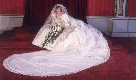 Princess Meghan Wedding Dress : Meghan Markle V Princess Diana