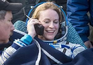 NASA astronaut Kate Rubins returns to Earth after 115 days ...