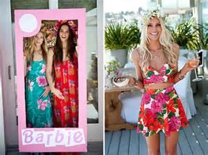 Bridal Shower Dresses For Bride by The Show Me Your Mumu Gals Throw A Malibu Barbie Bridal