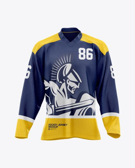 More often than not, men choose their apparel that which enhances masculinity. Mens Hockey Jersey Jersey Mockup PSD File 140.91 MB