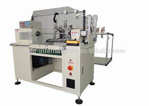 Multistrand Type Hi Speed Stator Coil Winding Machine