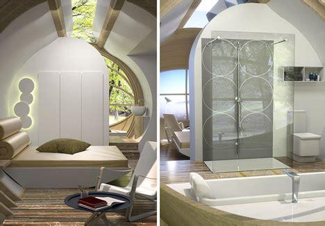 futuristic capsule house eco luxury getaway designs
