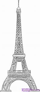 Jprat Jpret Wow Eiffel Tower Sketch