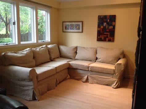 Mitchell Gold Slipcovers by Mg Sectional