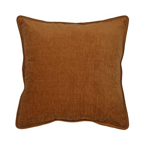 Solid Carpet Cushion  Beige Ishatvam