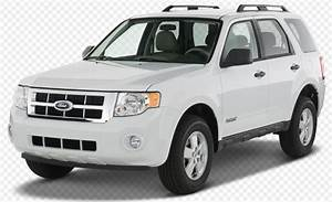 2008 Ford Escape Owners Manual