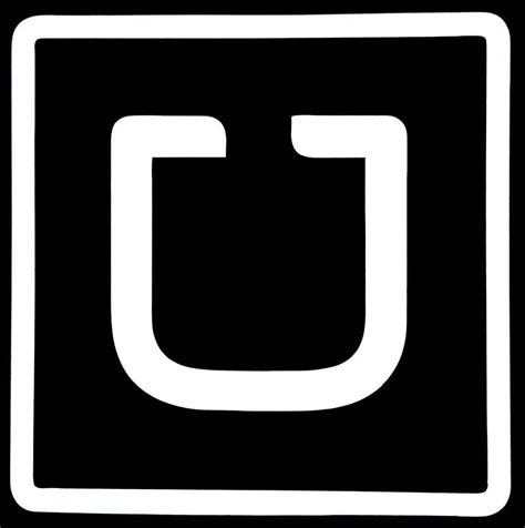 uber  logo light  glowing sign el store