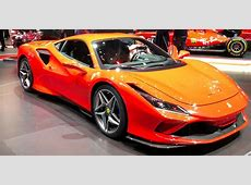 Ferrari F8 Tributo – Returns the MidEngined Sports Car to