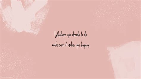 aesthetic quotes pc wallpapers wallpaper cave