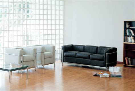 meuble canapé design canapé le corbusier