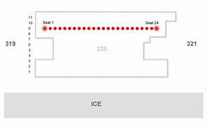 Keybank Center Detailed Seating Chart How Many Seats In A Row At First Niagara Center