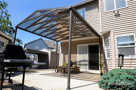 diy aluminum patio cover kits images