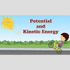 Potential And Kinetic Energy For Kids  #aumsum #kids