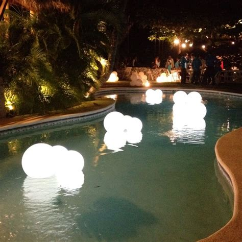 78 ideas about pool wedding decorations on pool wedding floating pool decorations