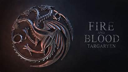 Targaryen Sigil Blood Fire Winter Thrones Deviantart