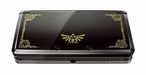 Legend Of Zelda Branded 3DS Set For Europe Gematsu