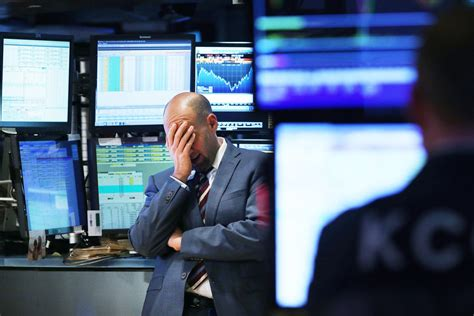 stock market plunges worst day