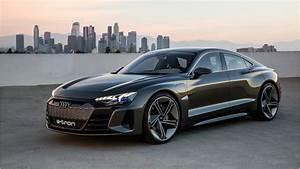 Audi E Tron Gt : the audi e tron gt concept bringing the high performance electric car fight to tesla the drive ~ Medecine-chirurgie-esthetiques.com Avis de Voitures