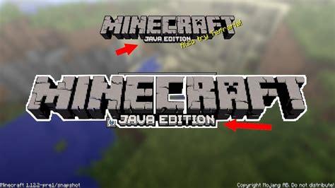Minecraft Java Edition Pre Release 1122 Youtube