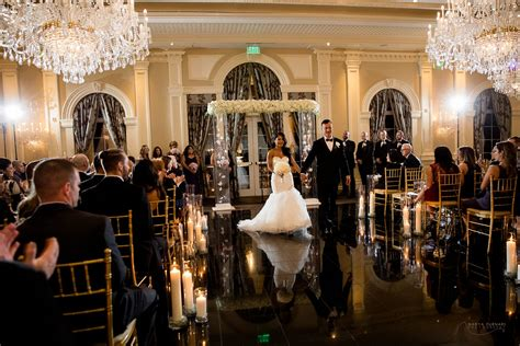 Erica + Robert- The Rockleigh Country Club Wedding