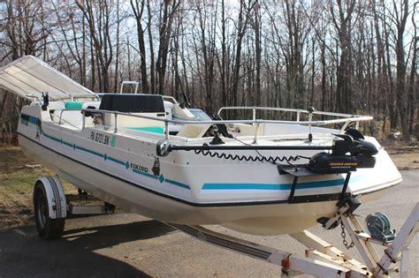 1985 Chris Craft Deck Boat by Viking Deck Boat Mercruiser Chevrolet V8 1981 For Sale For