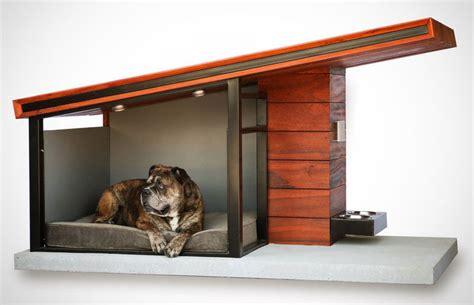 modern dog house  designed  fit  homes