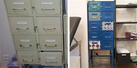 customiser un bureau diy customiser un meuble de bureau madame dé