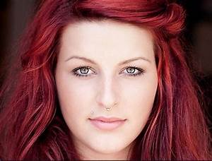Best Hair Colors For Cool Skin Tones Red Blonde Chart