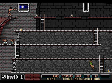 dark castle  game gamefabrique