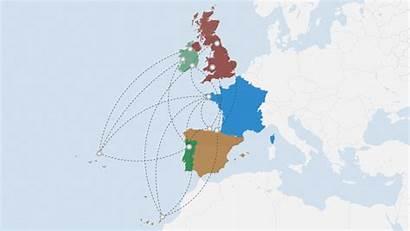 Atlantic European Route Geoparks Productos