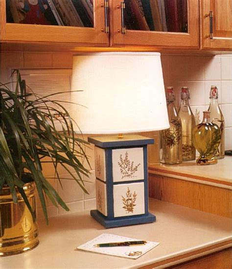 wood lamp plans   woodworking