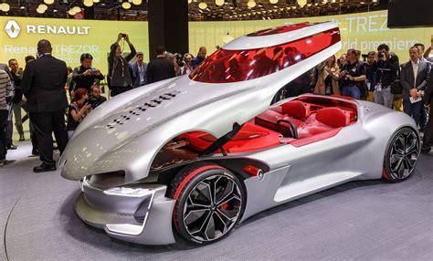 Electric Renault Trezor Wins Concept Car Design Of The