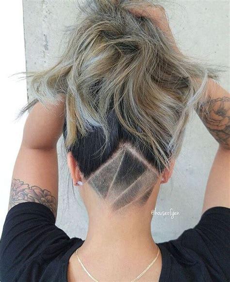 image result  shave designs diy short hair thoughts