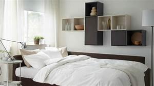 Deco Petite Chambre Adulte : 3 conseils pour donner du style une petite chambre ~ Melissatoandfro.com Idées de Décoration