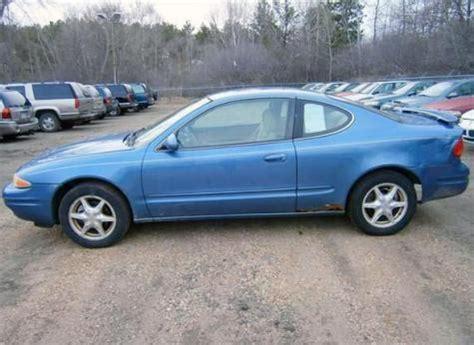 Hyundai Alero by Oldsmobile Alero Gl V6 Cheap Sports Coupe For Sale