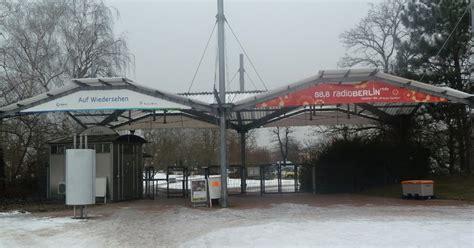 Britzer Garten Im Winter by Britzer Garten