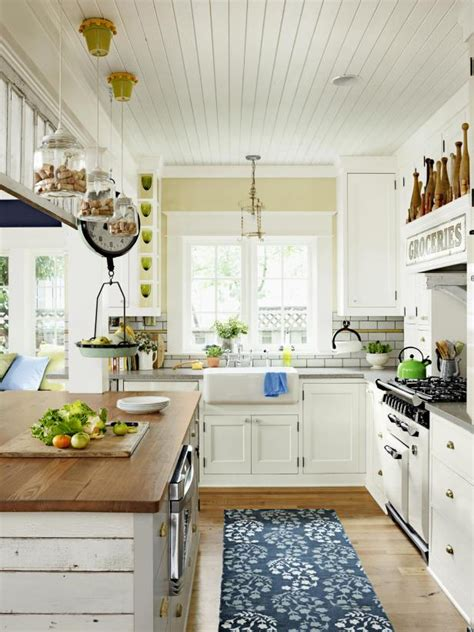 Go Green With A Recycled Kitchen  Hgtv